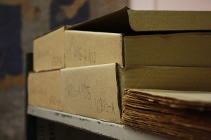 Archivkartons